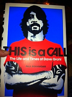 Dave Grohl book