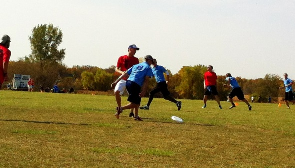 Ultimate Frisbee 7