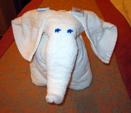 second night towel friend