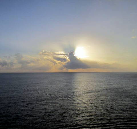 Cozumel sunset 2