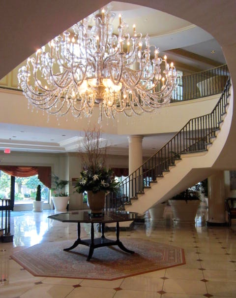 Charleston Place lobby 1